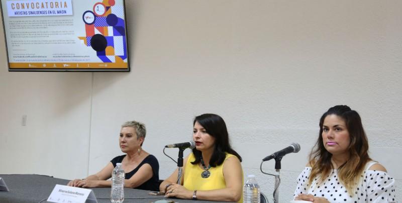 Cierra la convocatoria Artistas Sinaloenses en el MASIN
