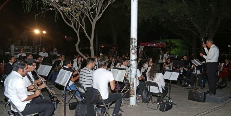 Rock con La Banda Sinfónica Juvenil