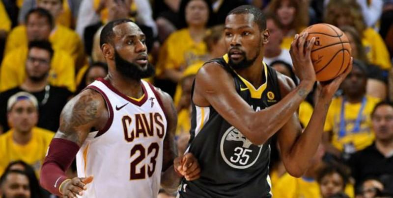 Warriors podrían coronarse en 4 juegos