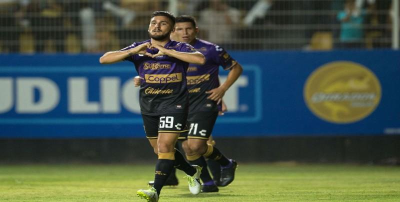 Gabriel Hachen sale de Dorados en el Draft va a Juárez