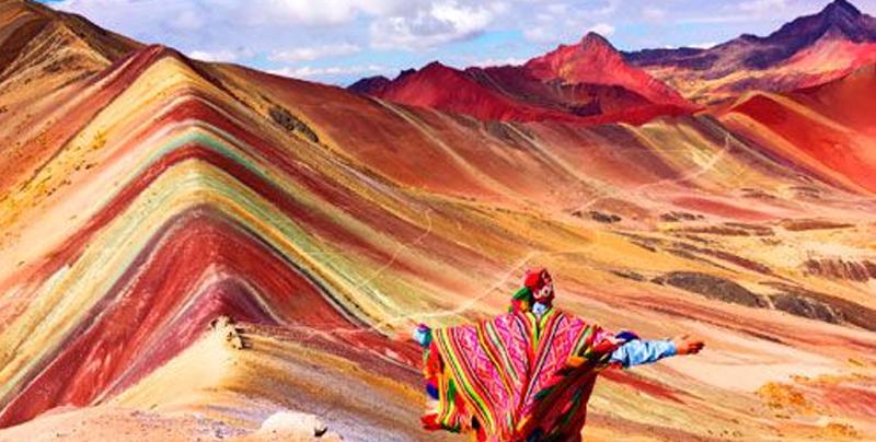 Vinicunca: La Montaña de lo Siete Colores