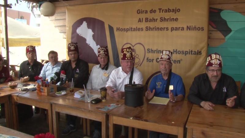 Hospital Shriners buscan ayudar a más niños de Sinaloa