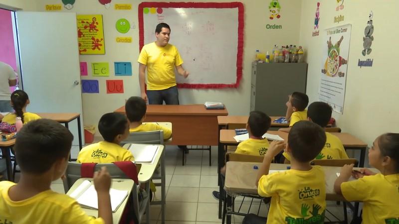 Patronato pro educación prepara cursos de verano