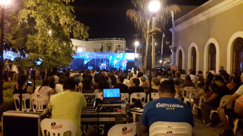 ¡Así se vivió el Día de la Música en Mazatlán!