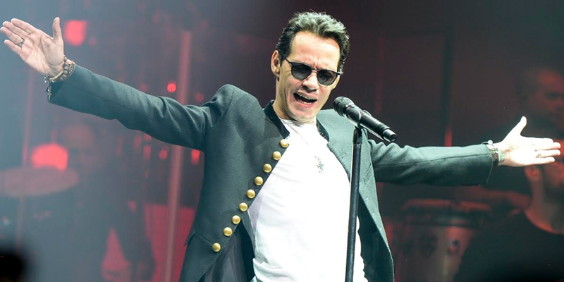 "#VIDEO Marc Anthony logró hacer el ""Swish swish challege"""
