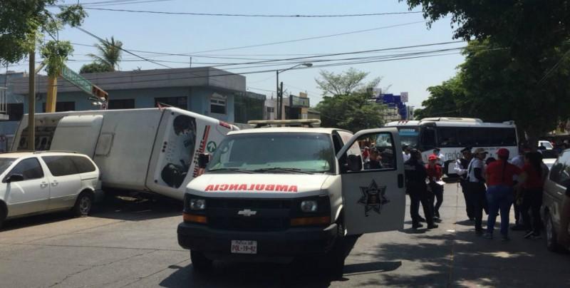 Un fracaso estrategias para mejorar el transporte urbano en Culiacán
