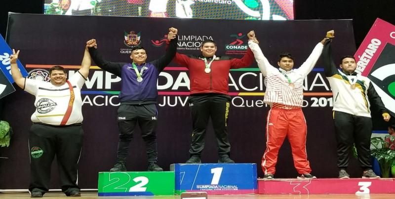 Aumenta cosecha de medallas para Sinaloa