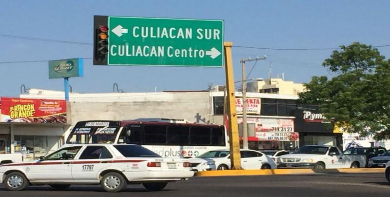 Sin funcionar semáforos por la Maquio Clouthier y Rolando Arjona