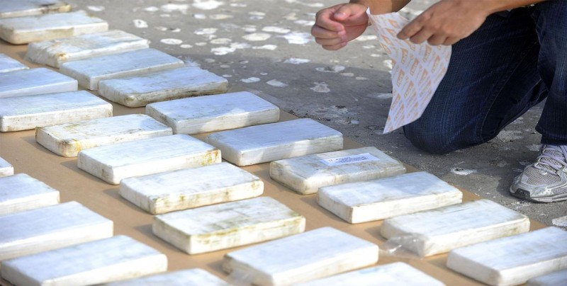 Policía se incauta de más de 50 kilos de cocaína en aeropuerto de Sao Paulo