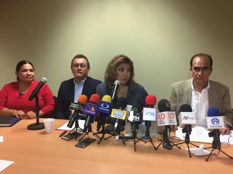 Anuncian comparecencias de aspirantes a sistema anticorrupción