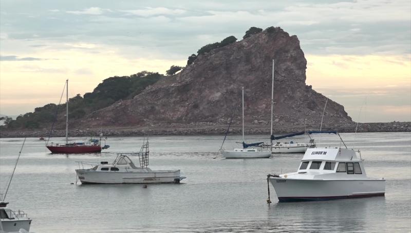 Cerrado el puerto a la navegación: Capitanía