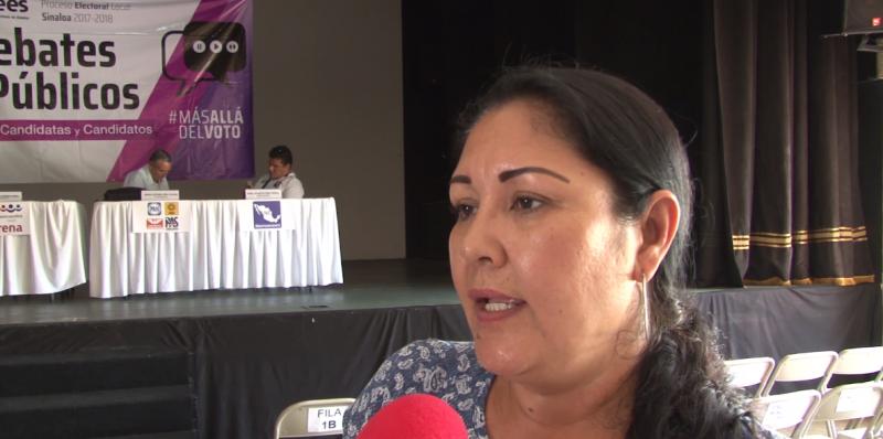Listos para Debate de candidatos al Distrito 22 en Mazatlán