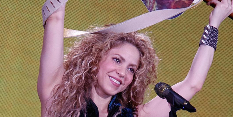Shakira, sus dudas y el enfrentamiento a sus problemas vocales