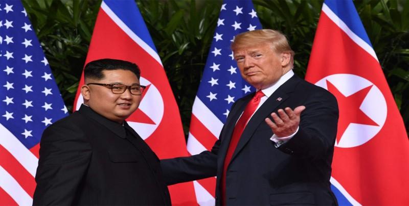 Trump a Kim: En lugar de misiles podrías tener los mejores hoteles del mundo