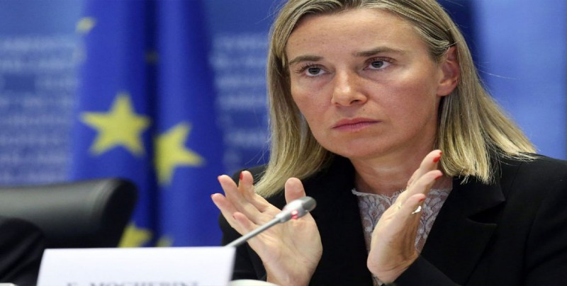 Mogherini apuesta por el acuerdo con Irán y dice que hasta a EEUU le conviene