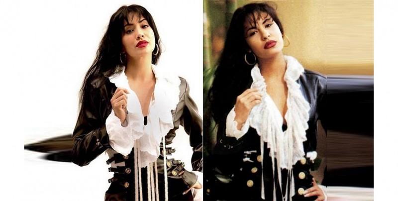 #Video Mira el primer adelanto de la serie de Selena Quintanilla