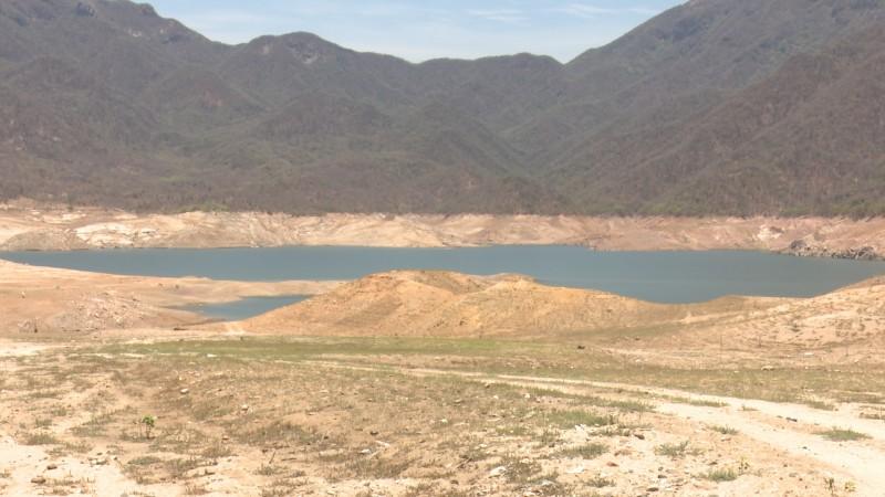 En riesgo agricultura por posible contaminación de agua del Río Fuerte