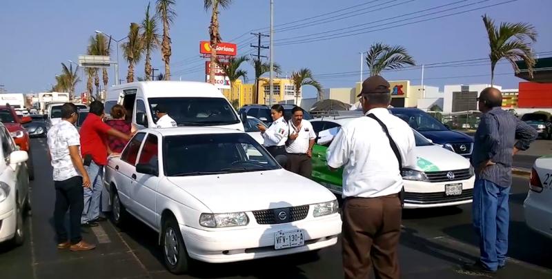 Continúan platicas entre transportistas, podrían recibir sanciones