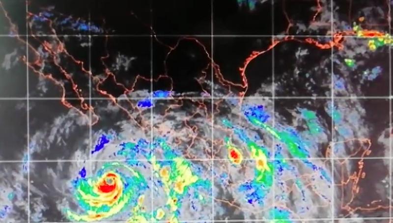 Se pronostican lluvias en Mazatlán: Meteorológico