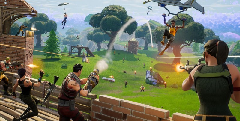 Niña de 9 años adicta a Fortnite Battle Royale