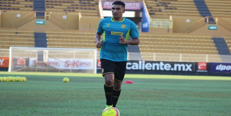 """Estoy contento de venir a Dorados"": Luis Jeréz Silva"