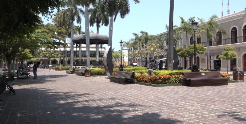 Los genios inmortalizados en el Centro Histórico de Mazatlán