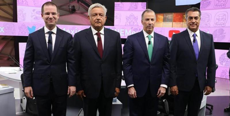 ¿Menos pobres? Esto dijeron los candidatos presidenciales en el tercer debate