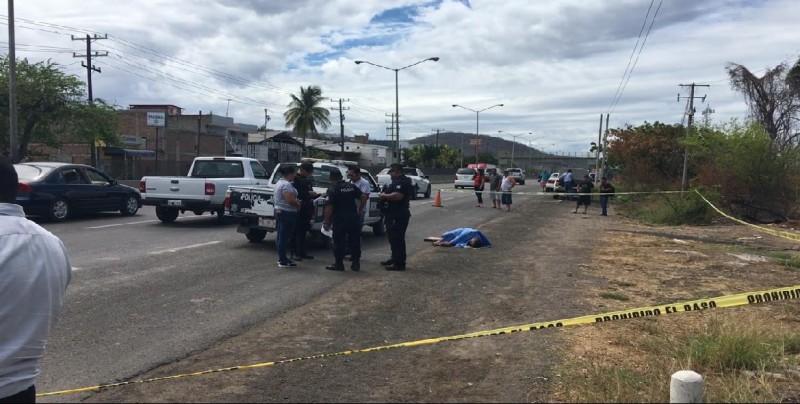 Muere hombre atropellado sobre la Carretera Intenacional