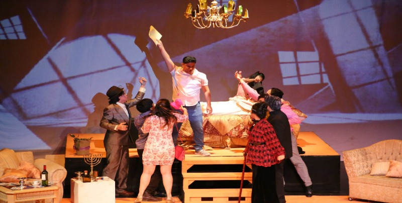Con éxito se presentó la ópera Gianni Schicchi