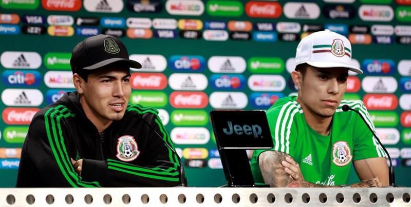 México prepara choque contra la campeona en la semana más feliz del 'Guti'
