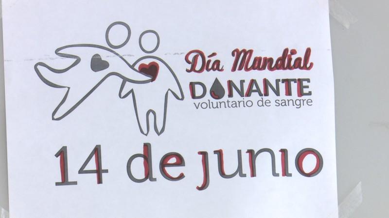 Autoridades chilenas donan sangre para promover el Día Mundial del Donante