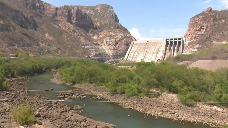 CONAGUA insiste en que no hay riesgo por uso del agua de las presas