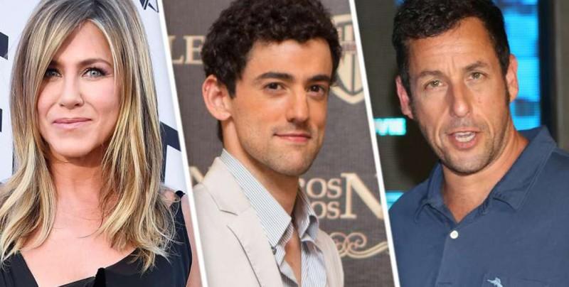 Luis Gerardo Méndez actuará con Jennifer Aniston y Adam Sandler