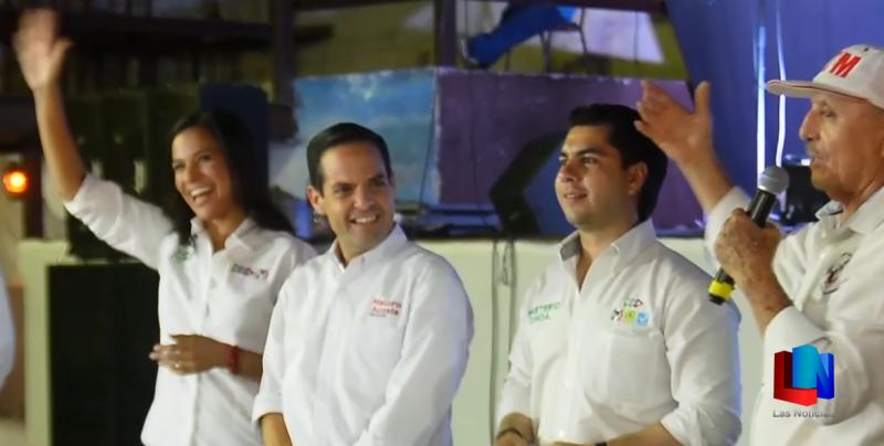 Apoyan músicos de la ciudad a candidata