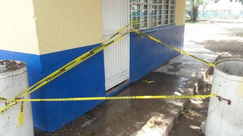 Escuelas publicas no cuentan con medidas de seguridad