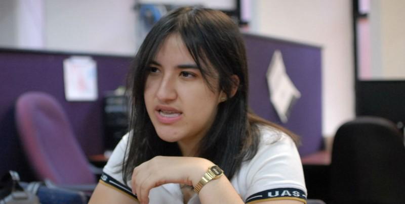 Valeria García lista para participar en la Olimpiada Internacional de Física