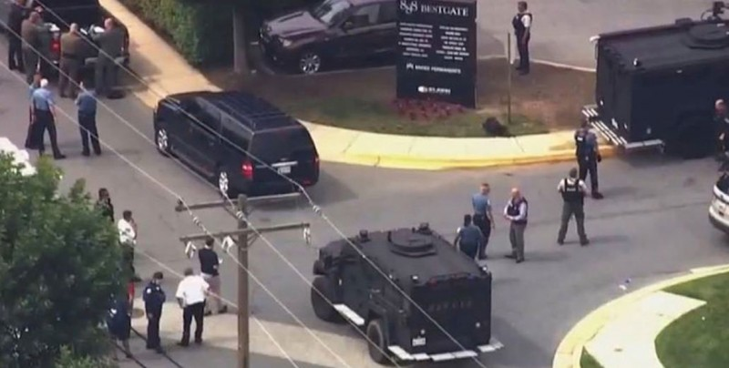 Trump se solidariza con las víctimas de nuevo tiroteo en Estados Unidos