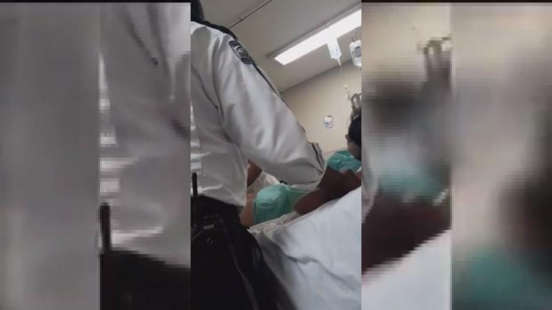 IMSS abre investigación por video en el que enfermera maltrata a menor