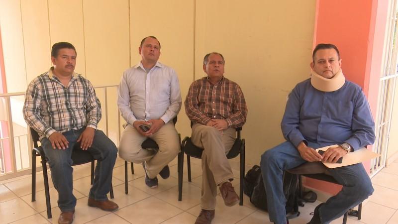 Docentes de la UAIS inician huelga de hambre