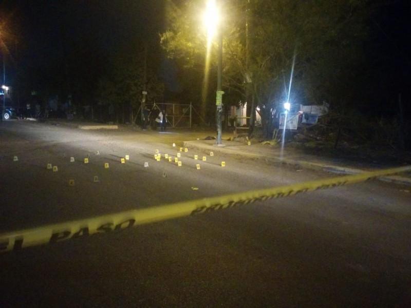 Asesinan a una persona en la Toledo Corro