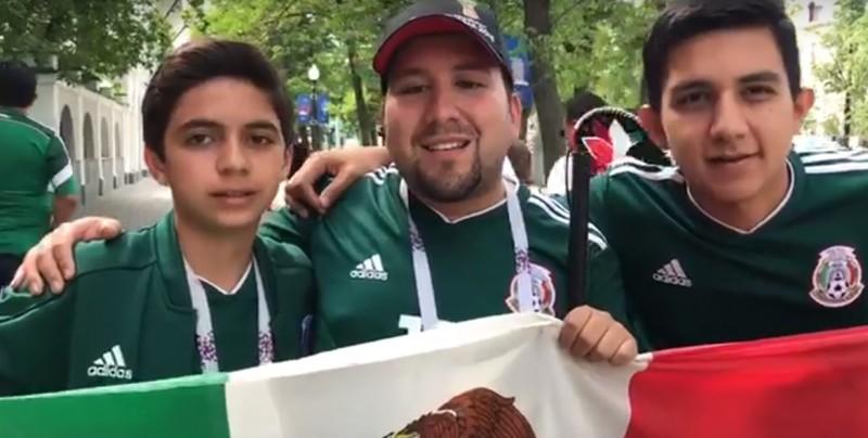 Culichi invidente viaja al mundial y cuenta su pasión por el fútbol