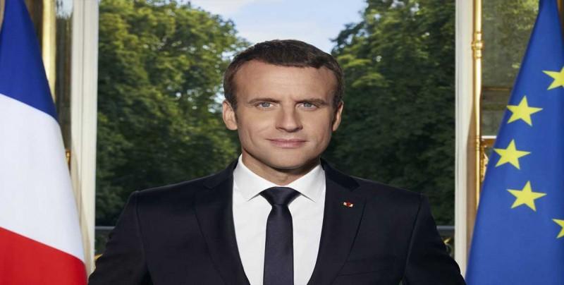 Macron valora países Visegrado acepten más solidaridad en gestión migratoria