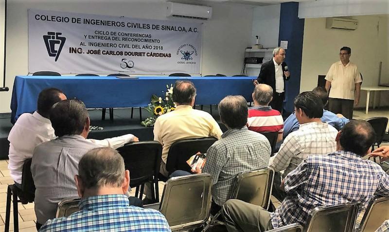Presentan agenda urbana para Sinaloa