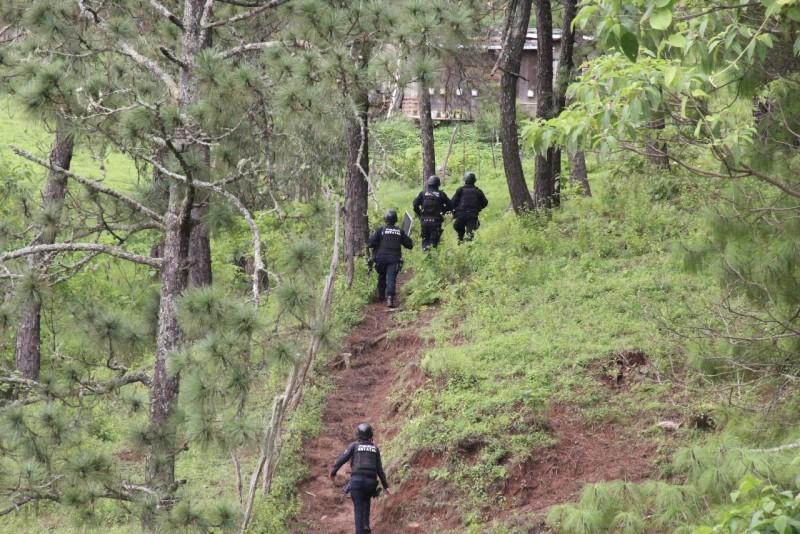 Tres policías heridos durante enfrentamiento en Concordia