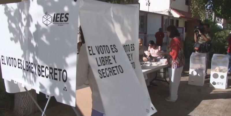 Por primera vez Casillas Únicas en Sinaloa