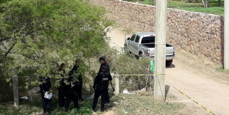 Una persona fue asesinada al sur de la ciudad de Culiacán