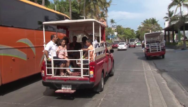 Reportan transportistas buen inicio de vacaciones
