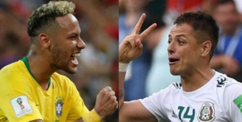 ¿Quién será el árbitro para el juego de Brasil vs México?