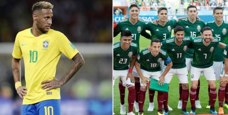 Esto es lo que vale Neymar ¡más que toda la Selección Mexicana!