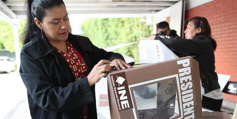 Hernández, el apellido más frecuente entre los votantes de México